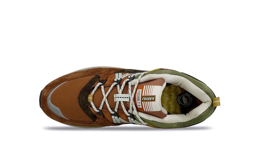 "Karhu - Scarpe - Sneakers - sneaker fusion 2.0""ruska"" pack turtoise shell/bracken 2"