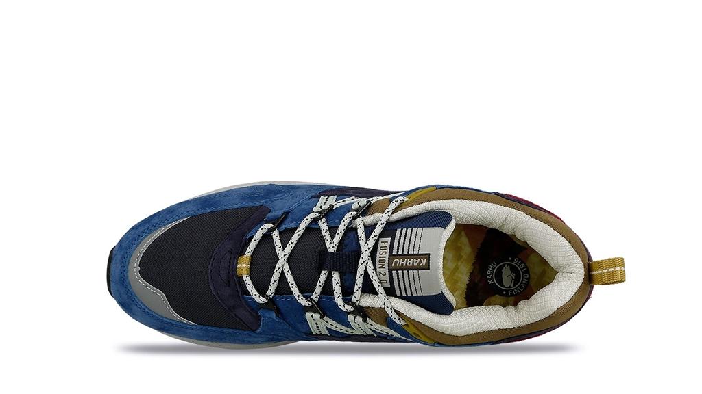 "Karhu - Outlet - sneaker fusion 2.0 ""ruska"" pack poseidon/red dahlia 2"