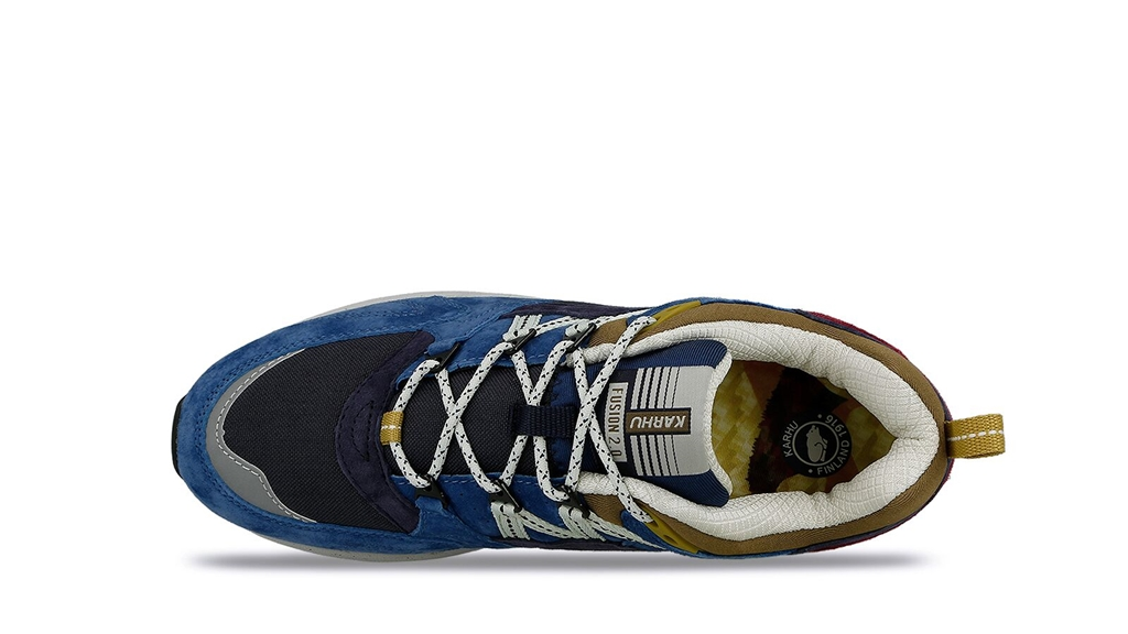 "Karhu - Saldi - sneaker fusion 2.0""ruska"" pack poseidon/red dahlia 2"