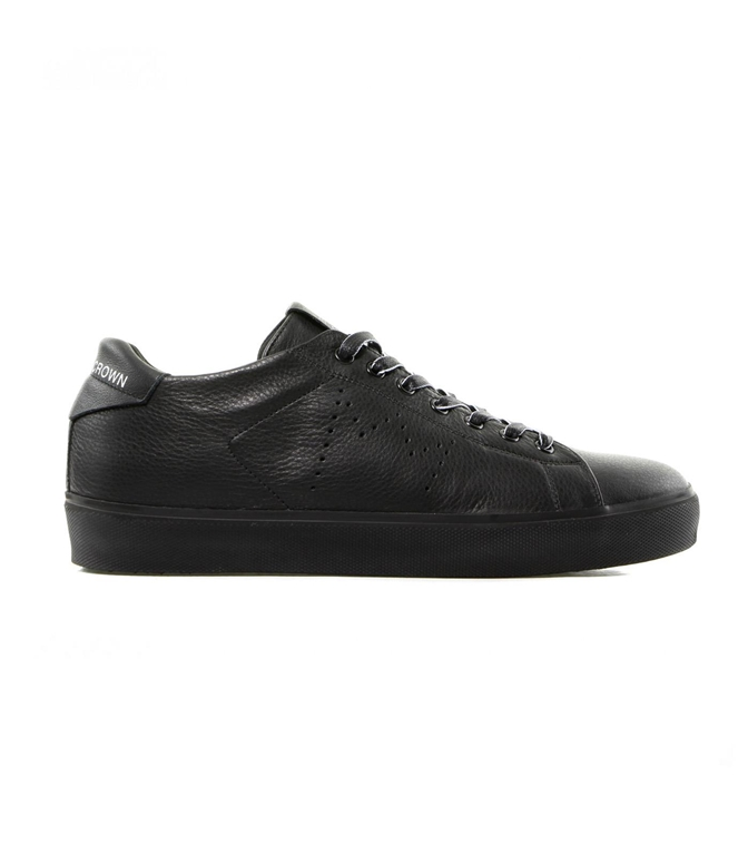 Leather Crown - Saldi - sneaker m iconic black