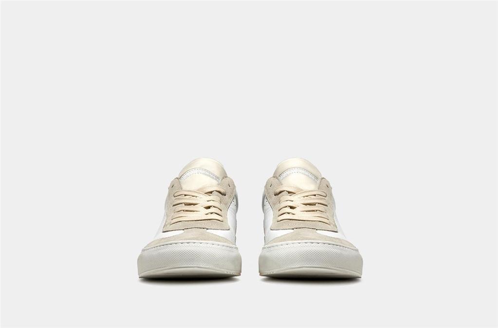 Philippe Model - Scarpe - Sneakers - belleville - veau blanc 2