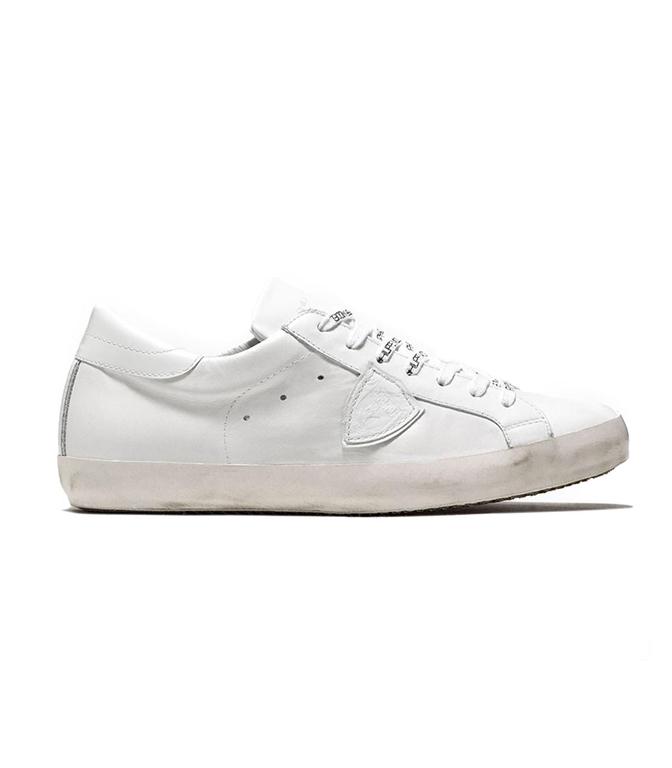 Philippe Model - Scarpe - Sneakers - PARIS - BASIC BLANC/BLANC