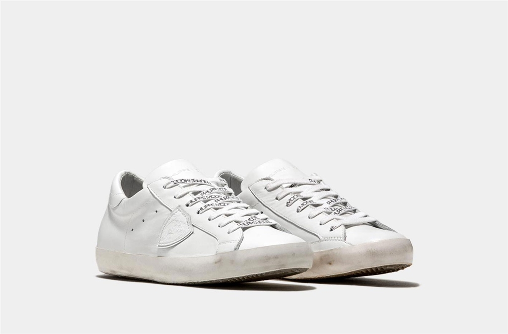 Philippe Model - Scarpe - Sneakers - paris - basic blanc/blanc 1