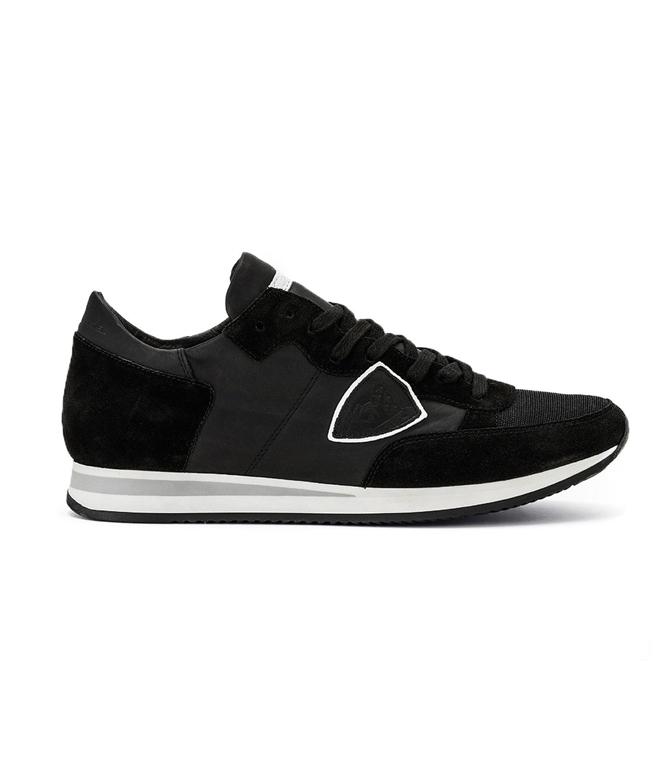 Philippe Model - Scarpe - Sneakers - TROPEZ - VEAU NOIR