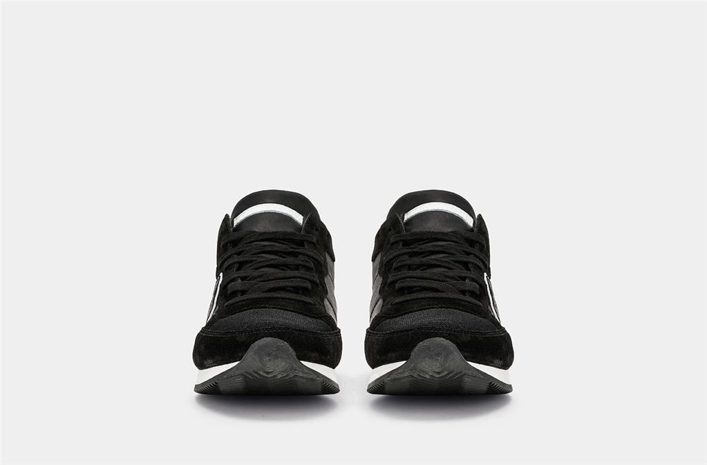 Philippe Model - Scarpe - Sneakers - tropez - veau noir 2