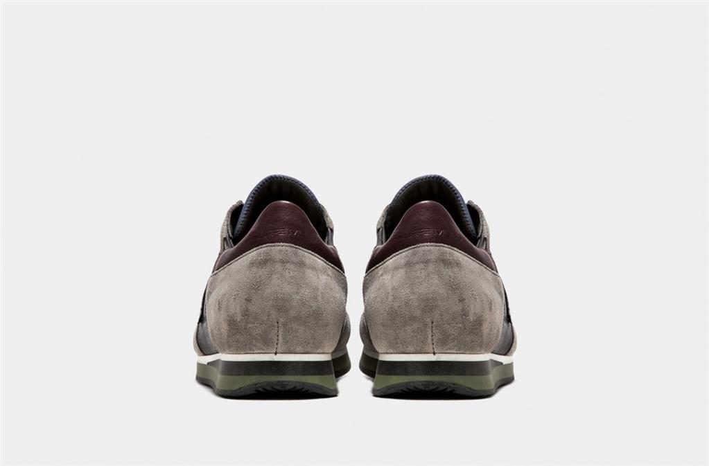 Philippe Model - Scarpe - Sneakers - tropez - mondial veau gris gris 2