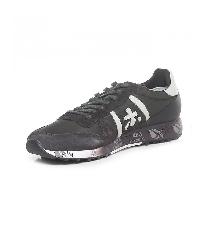 Premiata - Scarpe - Sneakers - eric 3412 green/beige 1