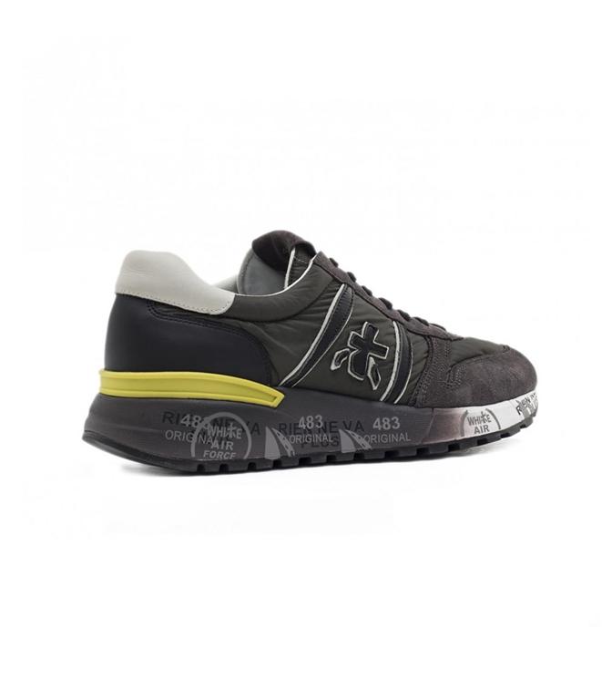 Premiata - Scarpe - Sneakers - lander 3244 green/black 1