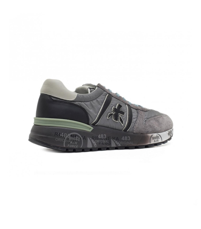 Premiata - Scarpe - Sneakers - lander 3245 grey/black 1