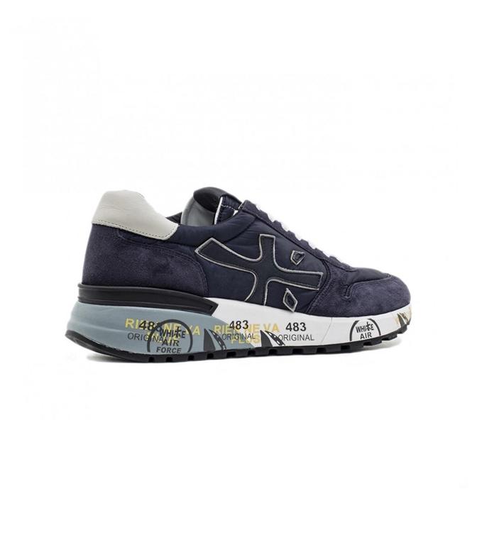 Premiata - Scarpe - Sneakers - mick 3253 blu 1