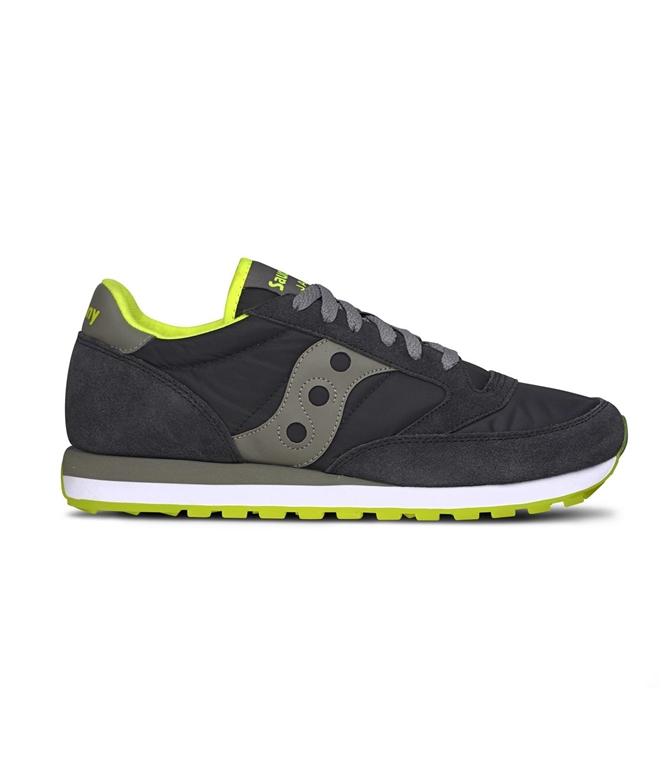 Saucony - Scarpe - Sneakers - SNEAKERS JAZZ O' GREY/YELLOW