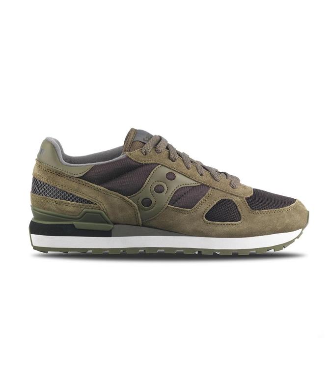 Saucony - Scarpe - Sneakers - sneakers shadow o' olive/black