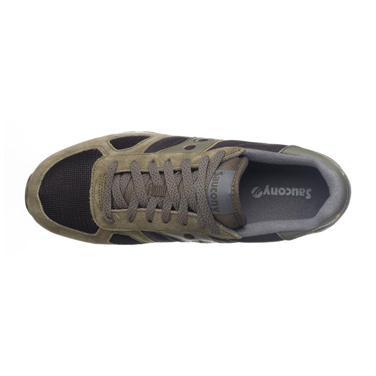Saucony - Scarpe - Sneakers - sneakers shadow o' olive/black 1