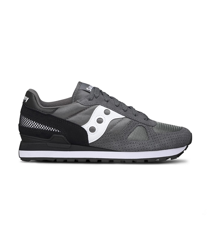 Saucony - Scarpe - Sneakers - SNEAKERS SHADOW O' GREY/BLACK