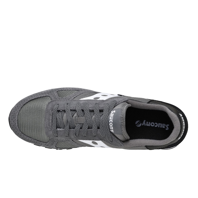 Saucony - Scarpe - Sneakers - sneakers shadow o' grey/black 1