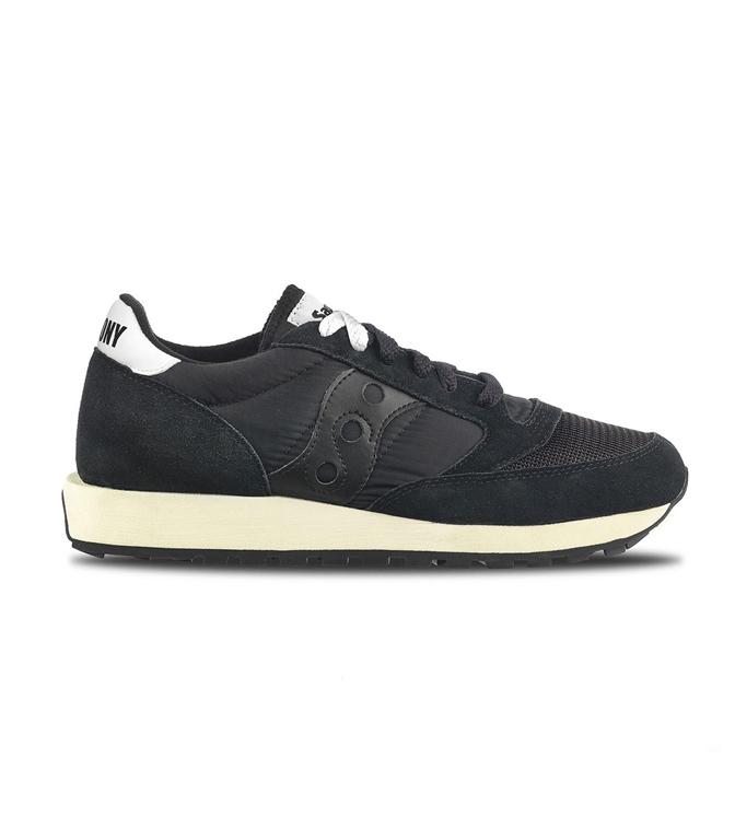 Saucony - Saldi - sneakers jazz o' vintage black