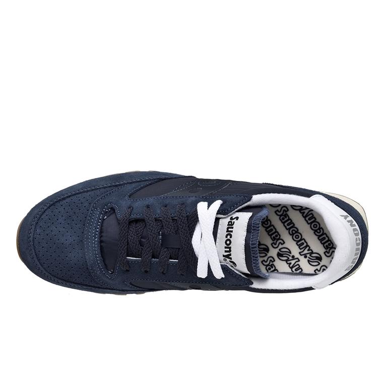 Saucony - Scarpe - Sneakers - sneakers jazz o' vintage suede navy 1