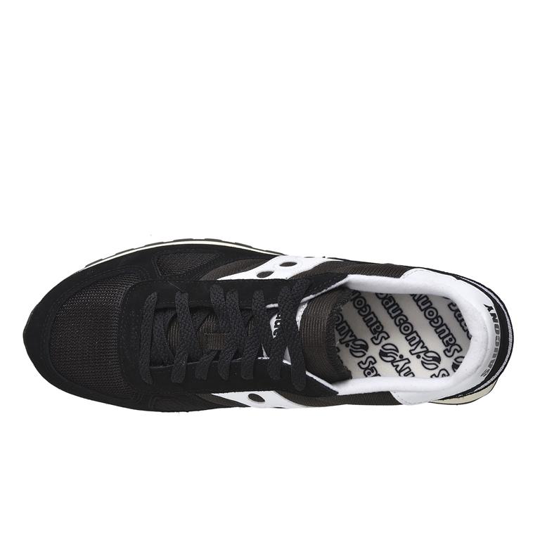 Saucony - Saldi - sneakers shadow o' vintage black/white 1
