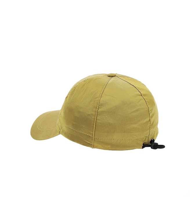 Stone Island - Cappelli - cappellino nylon metal senape 1