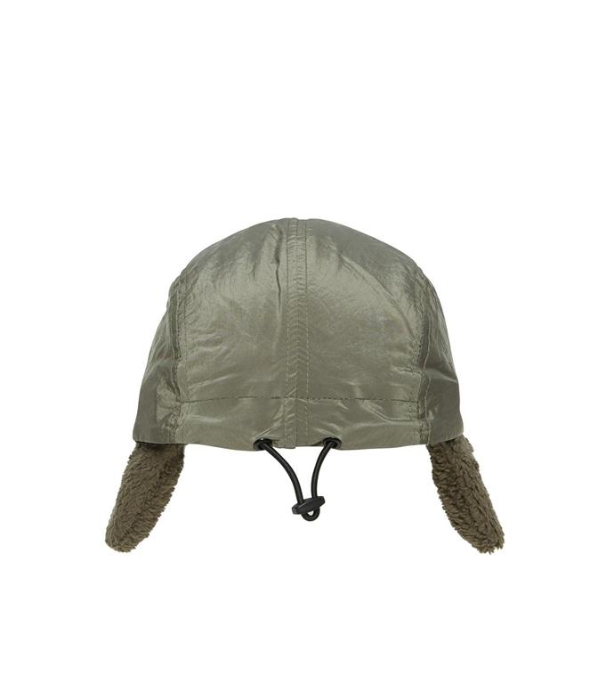 Stone Island - Cappelli - cappellino nylon metal verde oliva 1