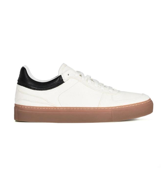 Stone Island - Scarpe - Sneakers - sneakers in pelle bianche