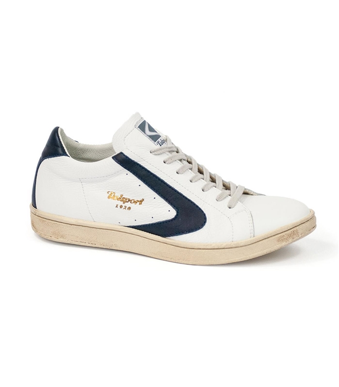 Valsport - Scarpe - Sneakers - TOURNAMENT NAPPA WHITE/BLU