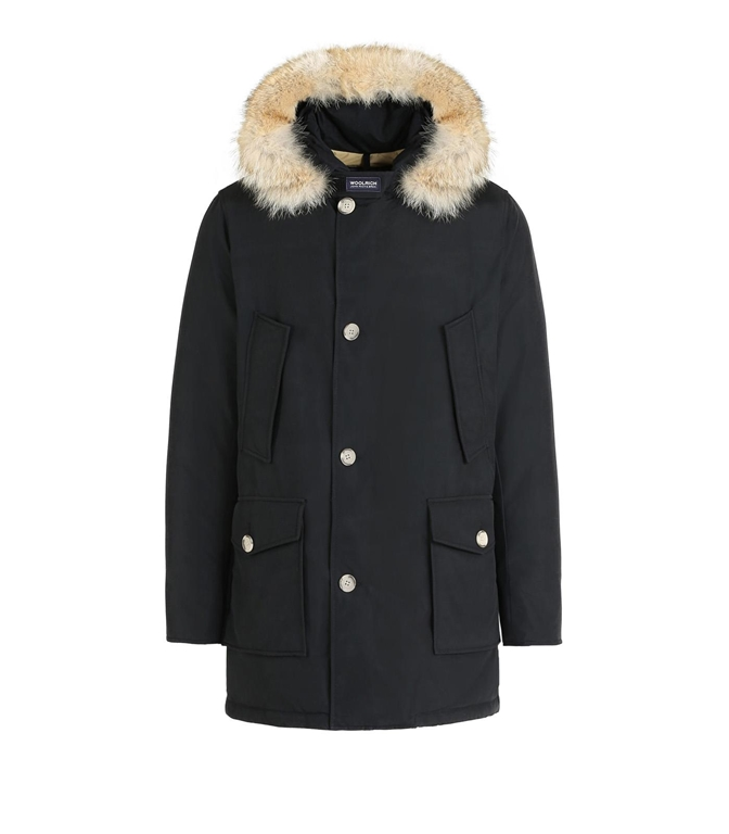 Woolrich - Giubbotti - artic parka df new black