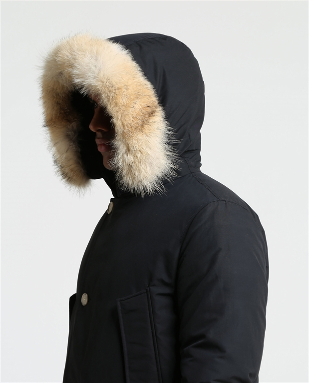 Woolrich - Giubbotti - artic parka df new black 1