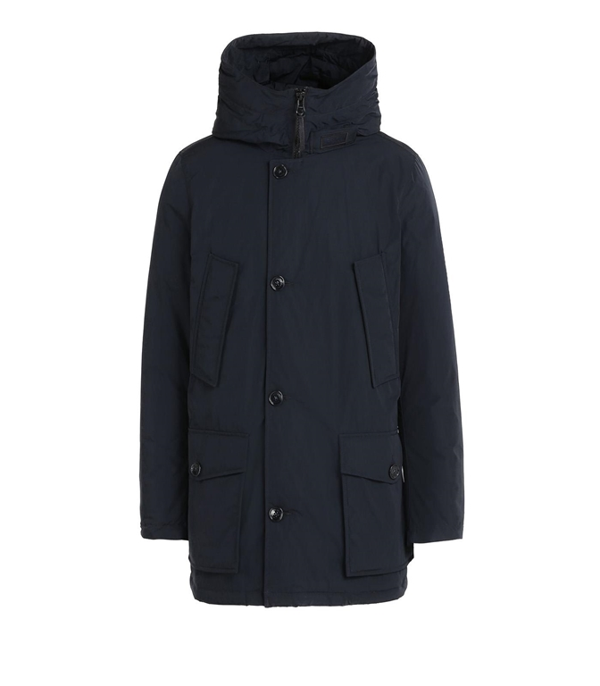 Woolrich - Giubbotti - CITY PARKA MIDNIGHT BLU