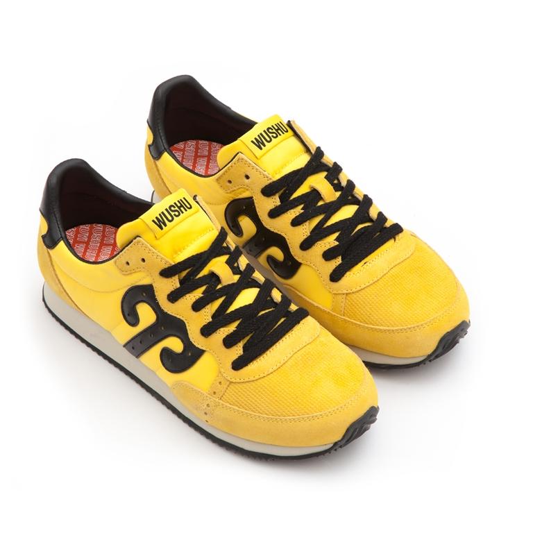 Wushu Ruyi - Scarpe - Sneakers - sneaker tiantan yellow 1