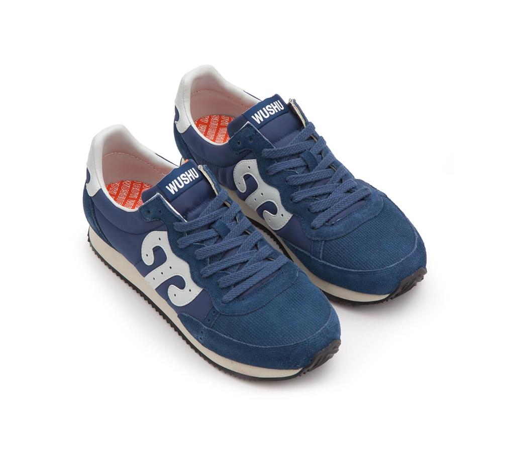 Wushu Ruyi - Scarpe - Sneakers - sneaker tiantan blu 1