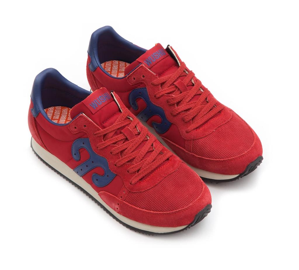 Wushu Ruyi - Saldi - sneaker tiantan red 1