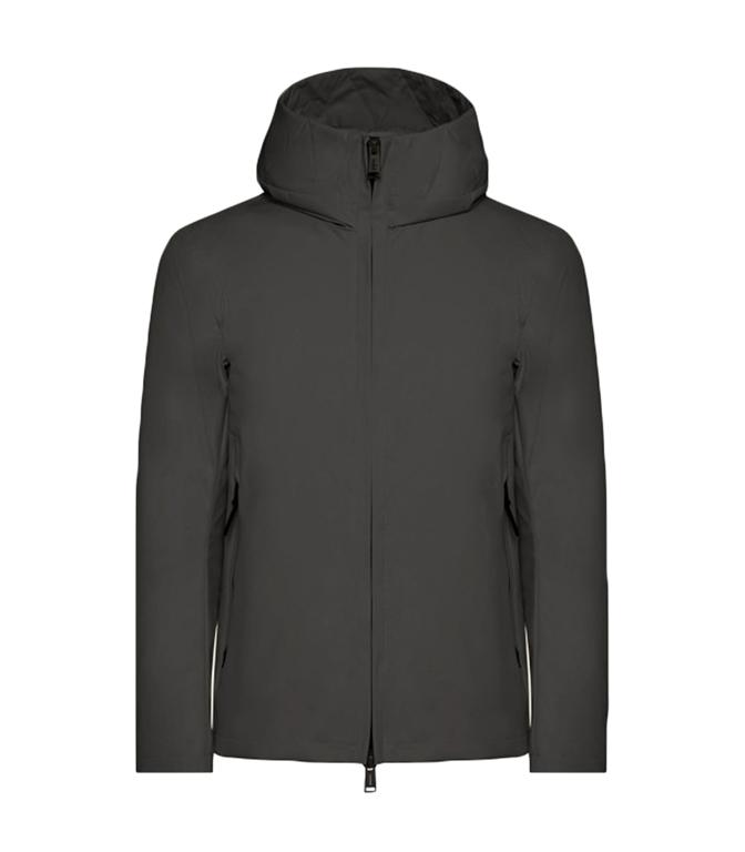 Add - Giubbotti - giacca impermeabile blu