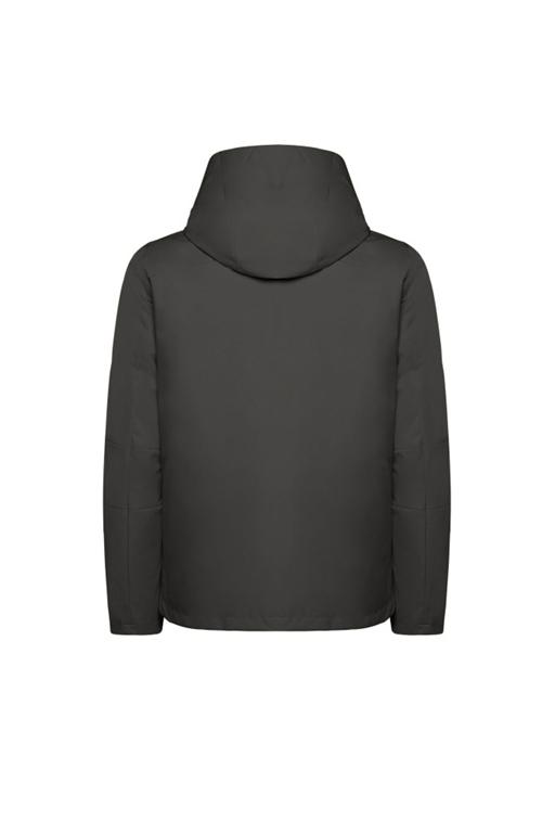 Add - Giubbotti - giacca impermeabile blu 1