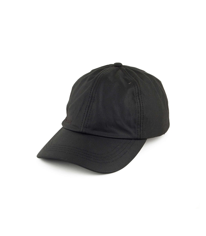Barbour - Cappelli - WAX SPORTS CAP BLACK