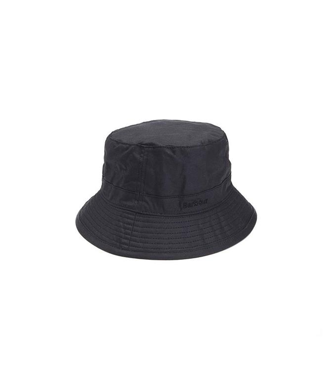Barbour - Cappelli - wax sports hat black