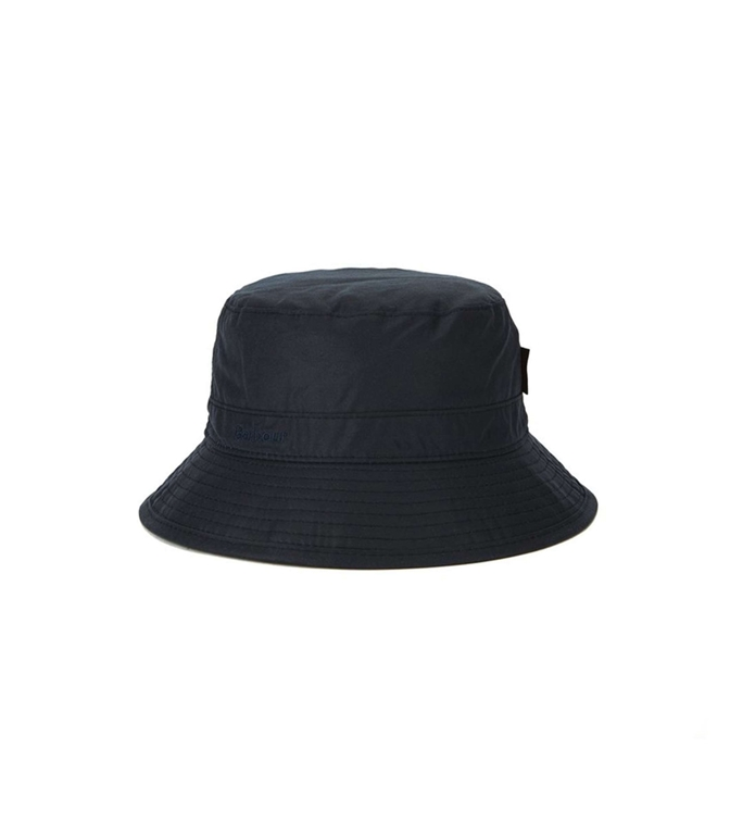 Barbour - Cappelli - wax sports hat navy