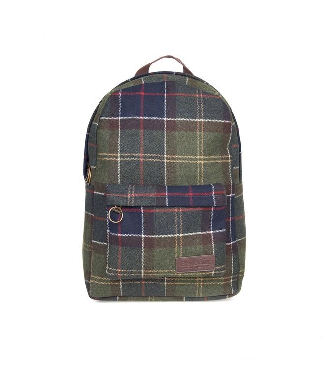 Barbour - Borse - carrbridge backpack tartan