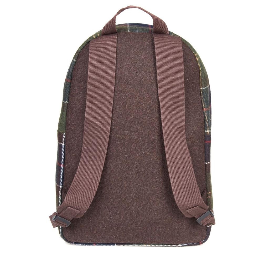 Barbour - Borse - carrbridge backpack tartan 1