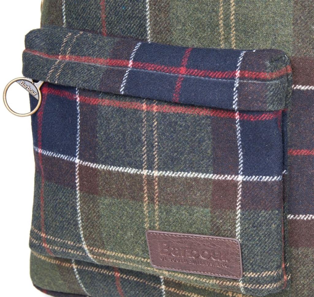 Barbour - Borse - carrbridge backpack tartan 2