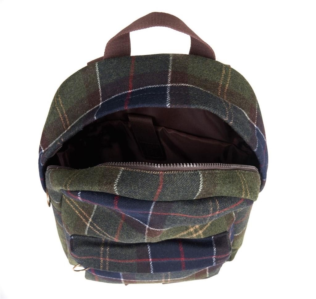 Barbour - Borse - carrbridge backpack tartan 3