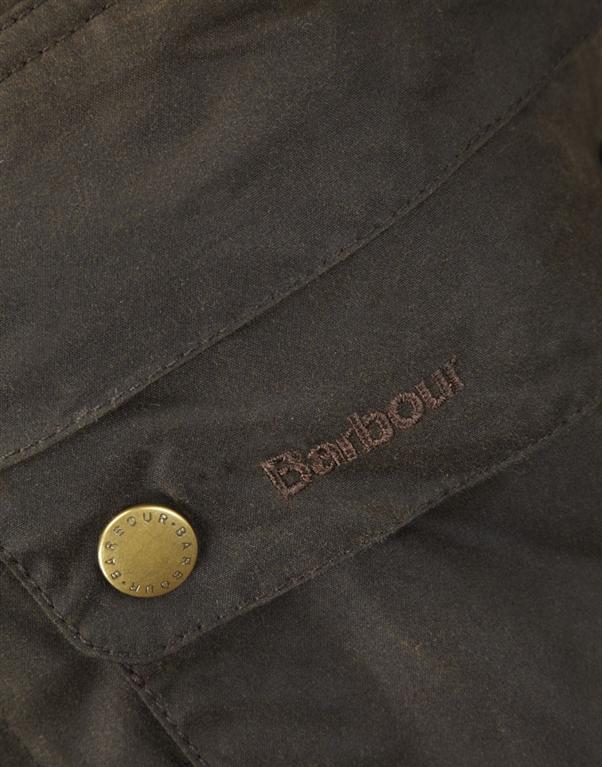 Barbour - Giubbotti - game parka olive green 1