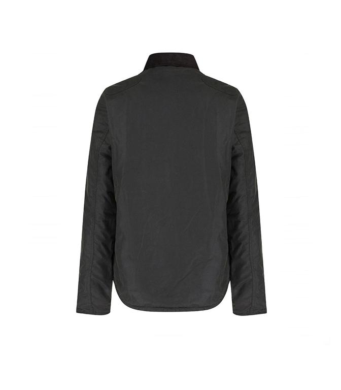 Barbour - Giubbotti - wax reelin jacket sage green 1