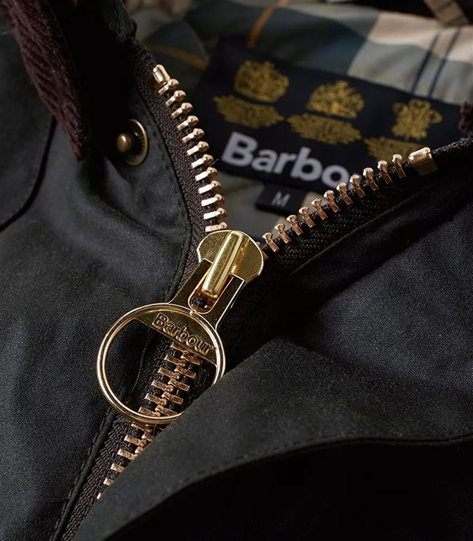 Barbour - Giubbotti - wax reelin jacket sage green 2