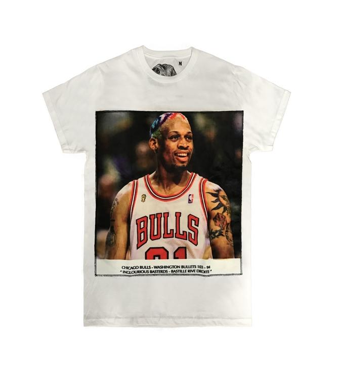 Bastille - T-Shirt - t-shirt con stampa in velluto 91