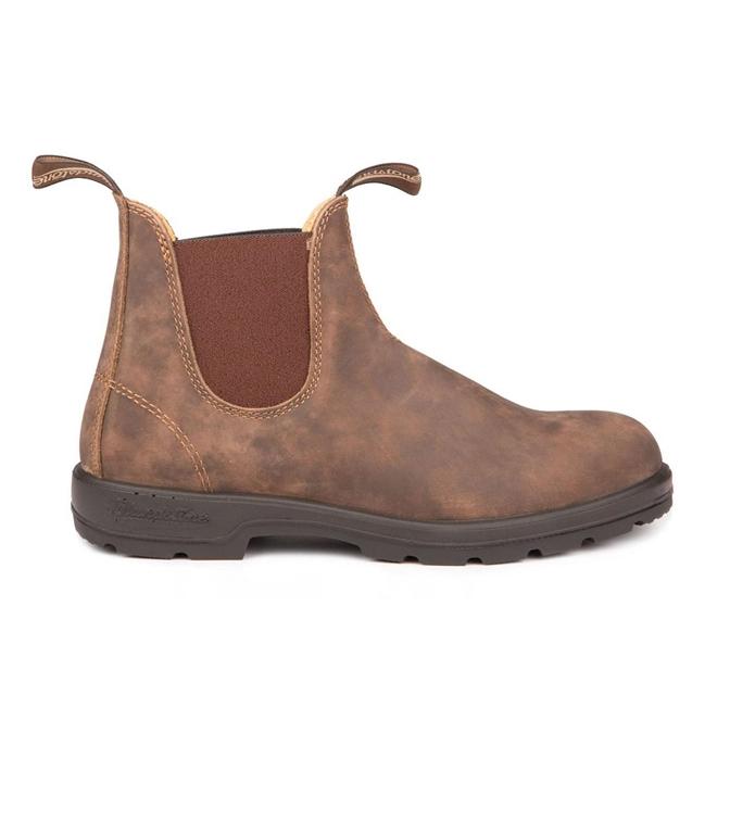 Blundstone - Scarpe - Sneakers - 585 el side boot rustic crazy horse