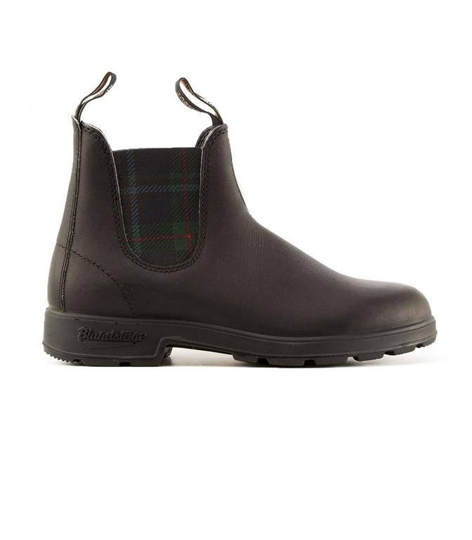 Blundstone - Scarpe - Sneakers - 1614 el side boot black tartan el