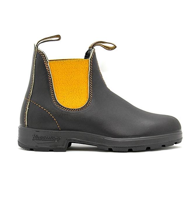 Blundstone - Scarpe - Sneakers - 1919 el side boot brown leathermustard el