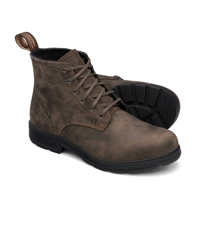 Blundstone - Scarpe - Sneakers - 1930 lace up boot rustic brown 1