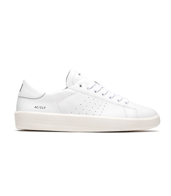 D.A.T.E. - Scarpe - Sneakers - ace calf white
